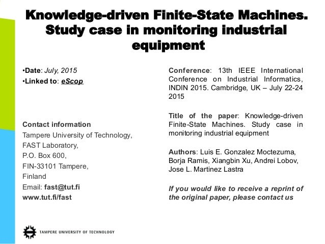 finite state machine creator