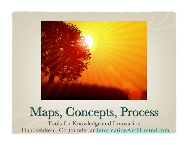 Tools for Knowledge and Innovation! Dan Keldsen - Co-founder at InformationArchitected.com!