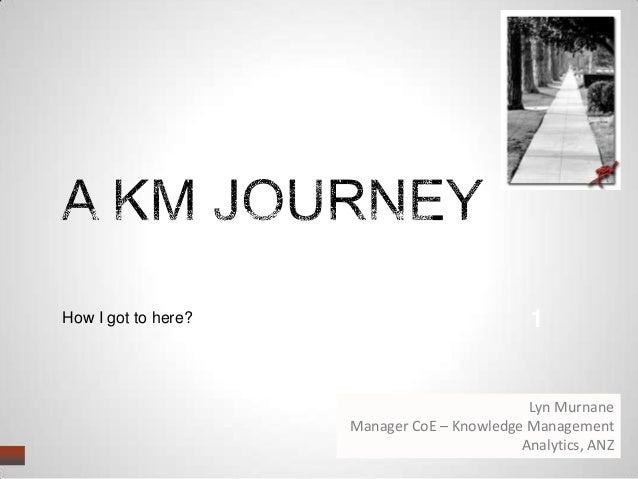 Knowledge journeyv8