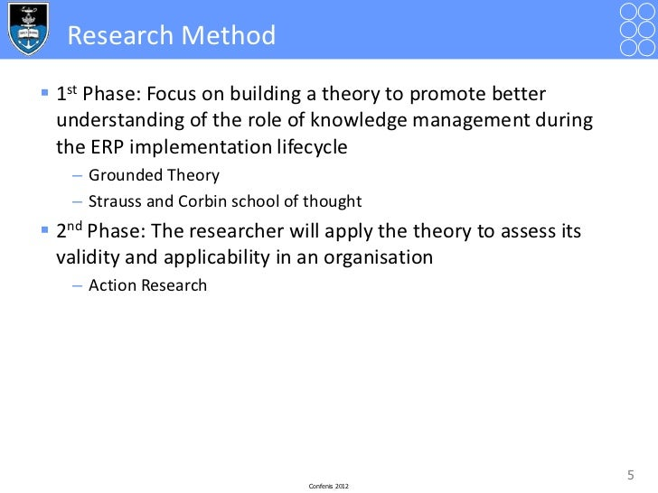 Master thesis erp implementation