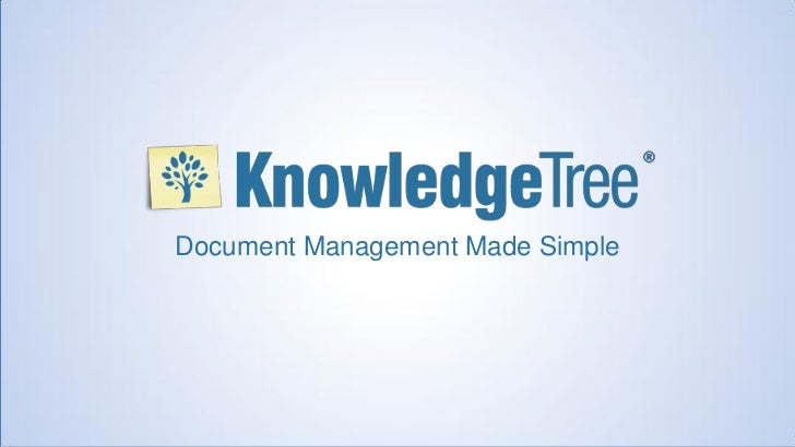 Document Management Made Simple