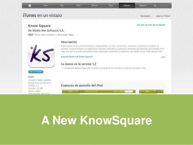 A New KnowSquare