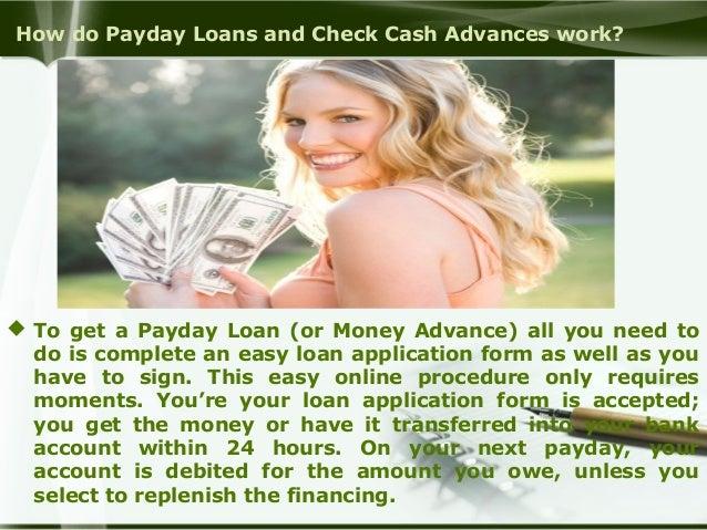 Fort wayne payday loans