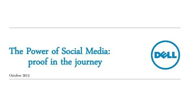 Dell's Journey Into Social Media