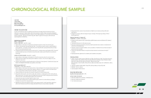 Gigi smith resume information technology