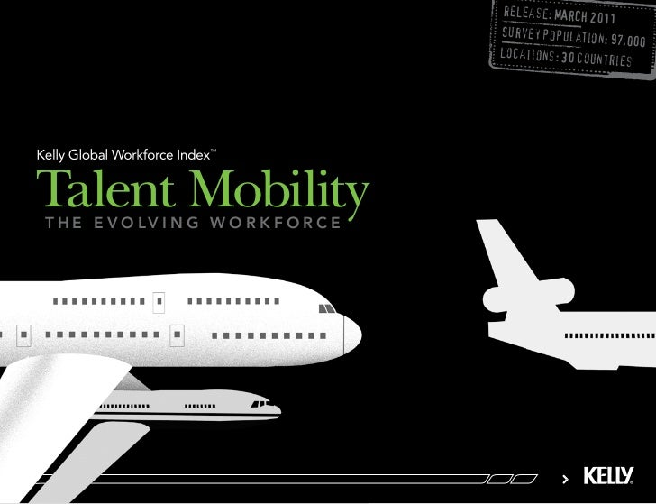 Talent Mobility - The Evolving Workforce