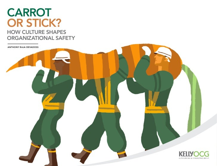 Carrot or stick? - How culture shapes organizational safety