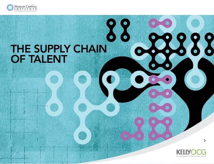 The Supply Chainof Talent