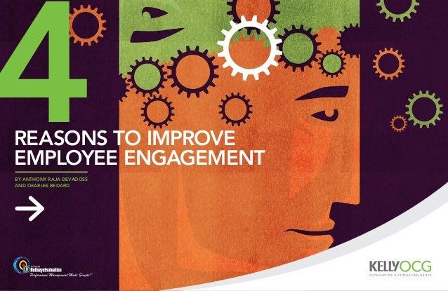 Raising employee engagement