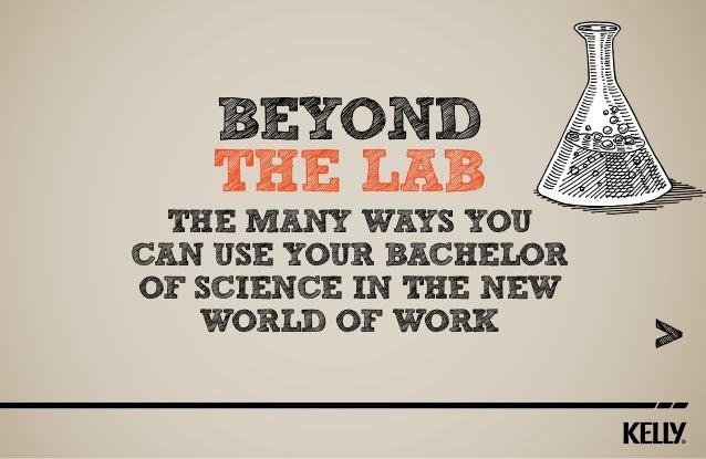 Beyond the Lab