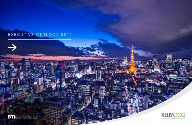 Executive Outlook 2014