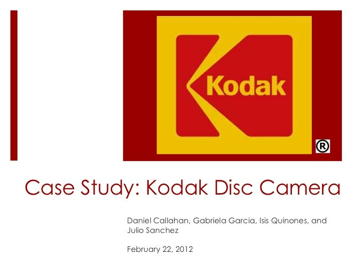kodak case study slideshare Kodak case study this case study kodak case study and other 63,000+ term papers, college essay examples and free essays are available now on reviewessayscom.