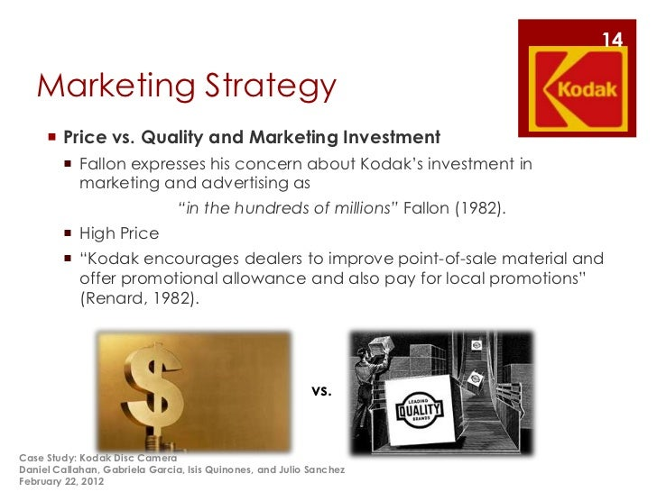kodak vs fuji case study The history of the rivalry between fujifilm and kodak is more relevant than ever and the scandal represents a very rare case for japanese companies, he.