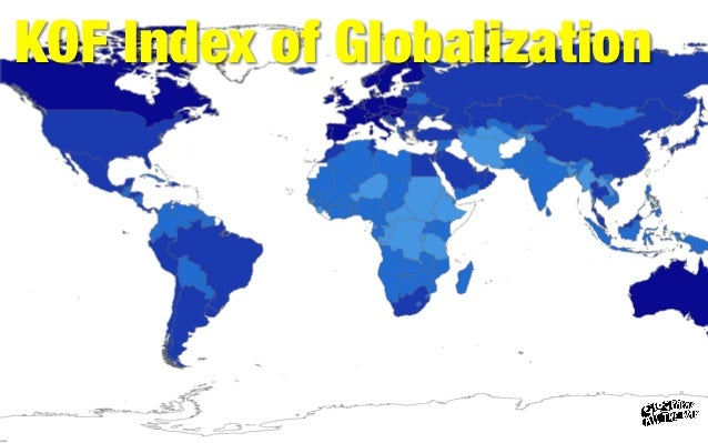 KOF Index of Globalization