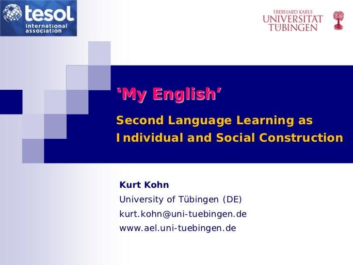 english is my second language essay essay english is my second language essay how to communicate a non english