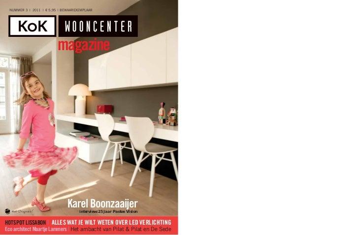 Kok wooncenter magazine