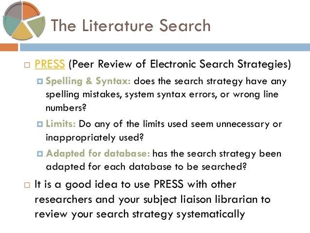 how to write a review essay