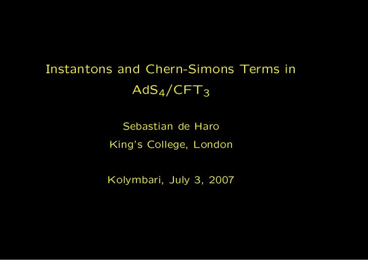 Instantons and Chern-Simons Terms in AdS4/CFT3