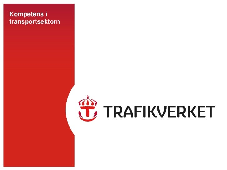 Kompetens itransportsektorn
