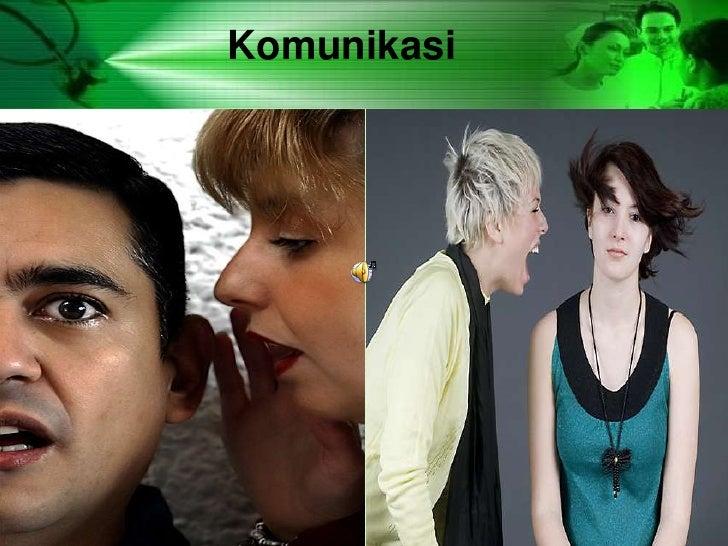 Komunikasi             1