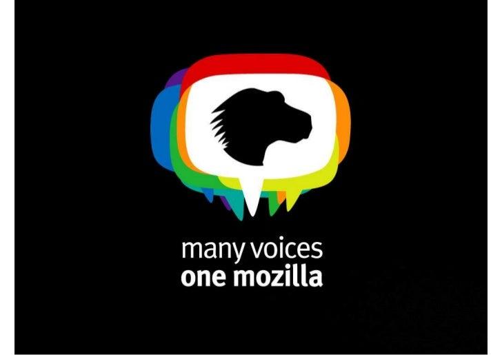 KomunitasSebagai Penggerak Brand                    Benny Chandra ID-Mozilla: Surabaya Regional Leader/Mozilla Representat...