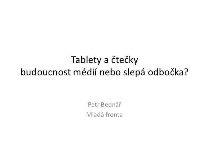 Média a tablety