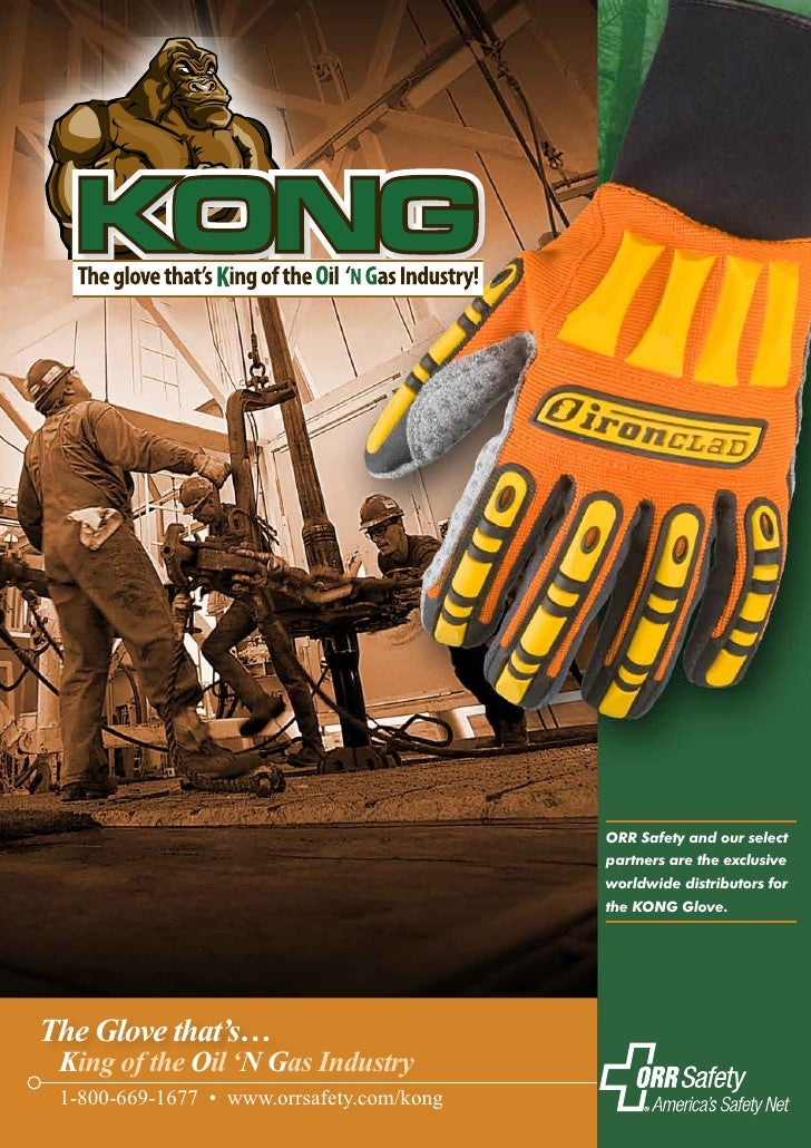 KONG                                                ORR Safety and our select                                            p...