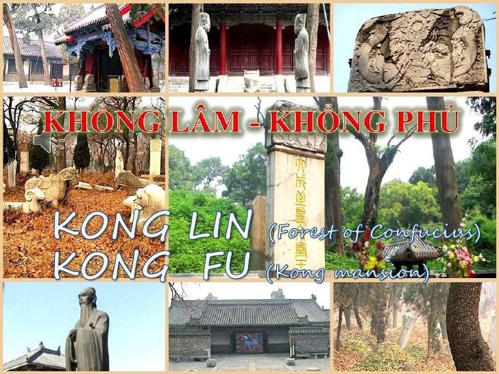 KONG LIN (Khổng Lâm)-KONG FU (Khổng Phủ)