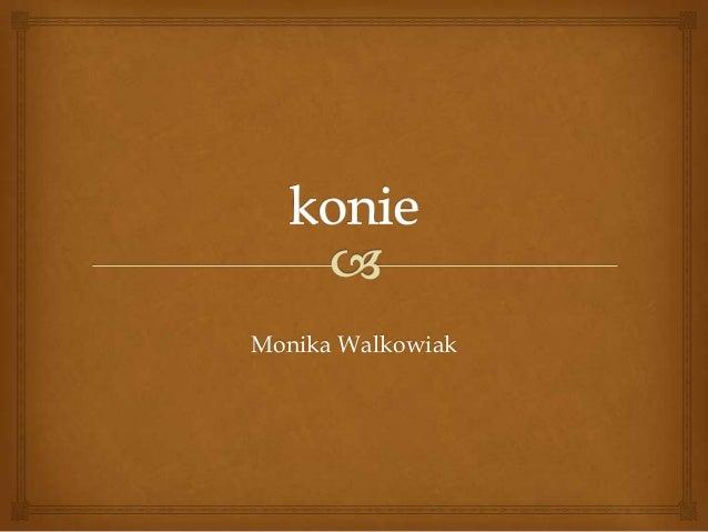 Monika Walkowiak