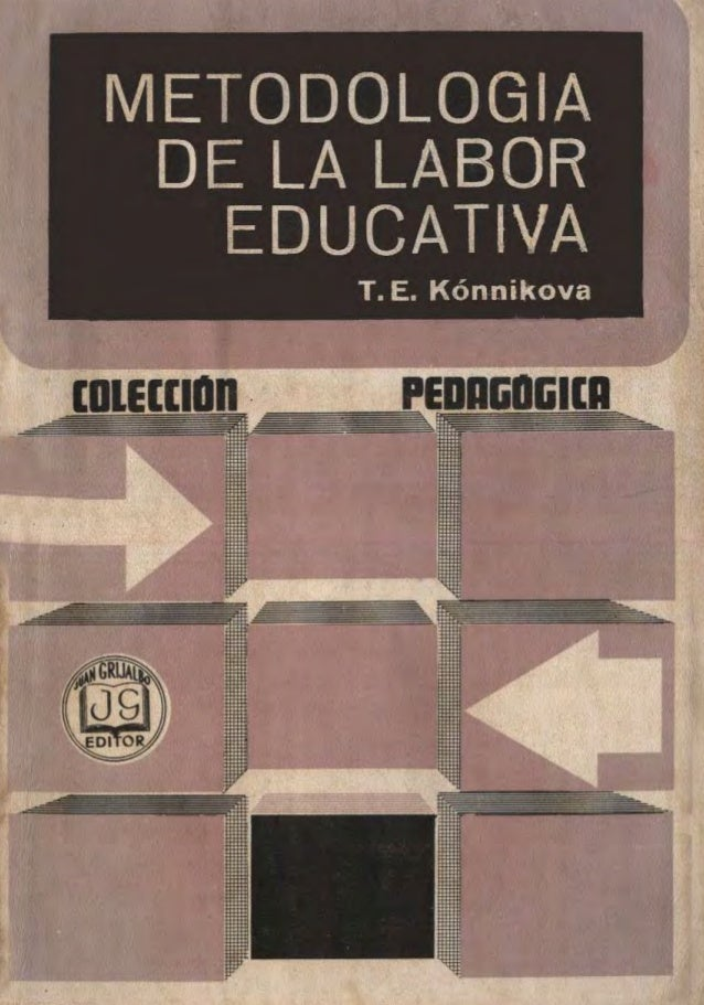 """COLECCION PEDACOGIC  OBRAS PUBLICADAS  EL PROCESO DE ENSEÑANZ.""""  EN LA r+SCCELA  M. A. DANfLOV  Un análisis de las experie..."""