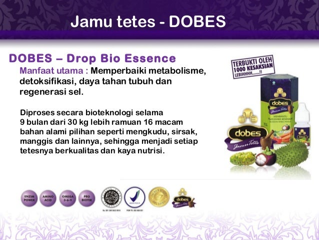 Image result for jamu tetes dobes