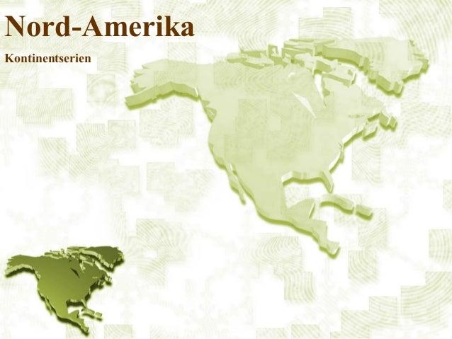 Nord-Amerika Kontinentserien