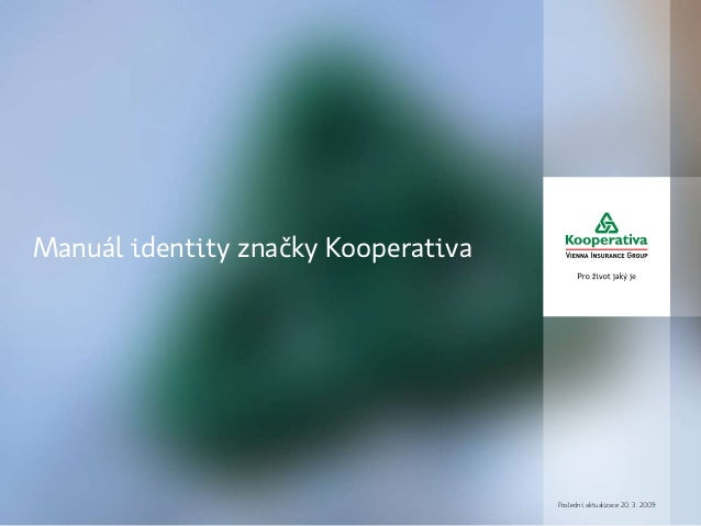 Kooperativa manual identity