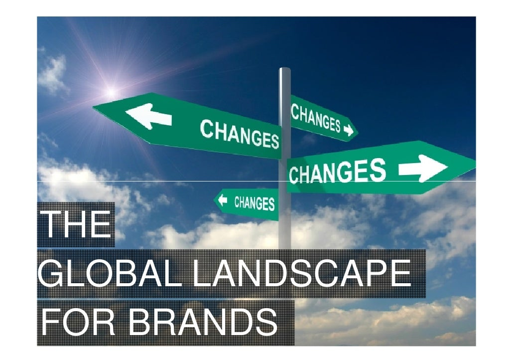 How Social is Changing the global Communications Landscape for Brands