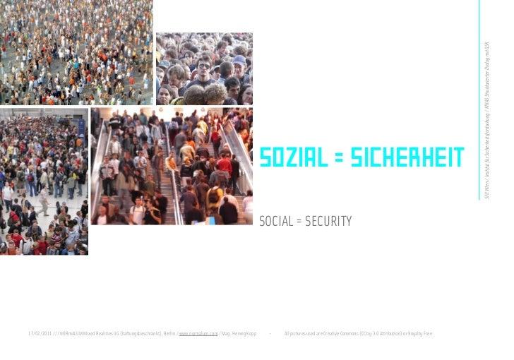 SFU WIen / Institut für Sicherheitsfordschung / KIRAS Strukturierter Dialog mit GSK                                       ...
