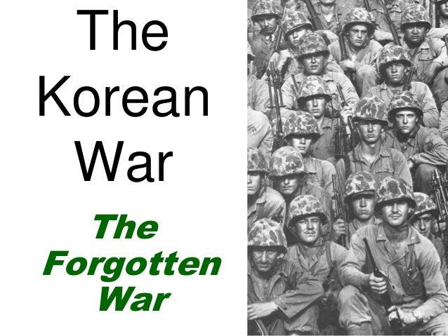 Korea   the forgotten war 2014