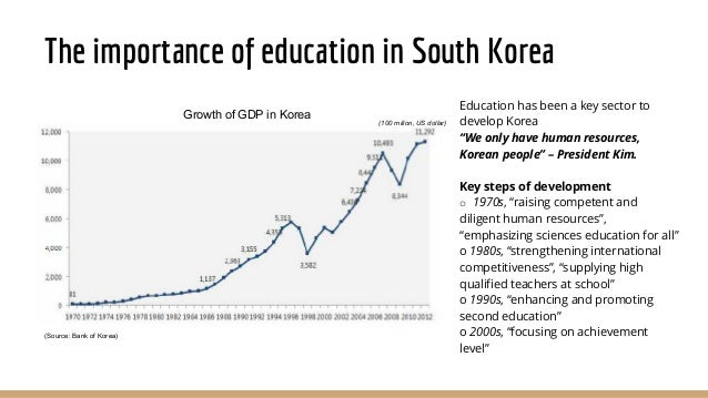 Education case study