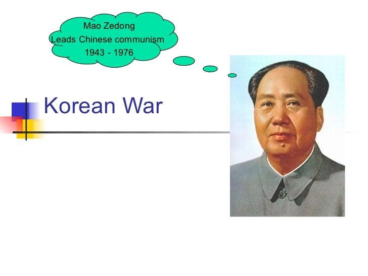 Mao Zedong apush