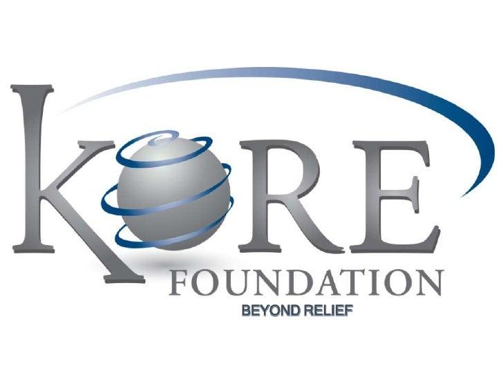Kore Presentation
