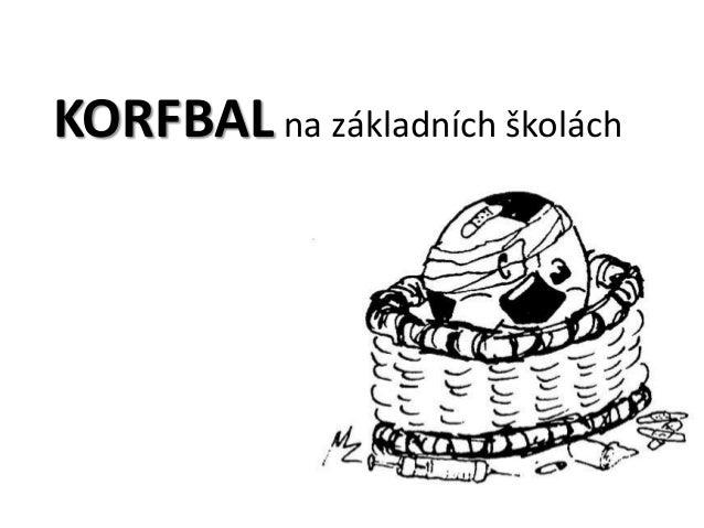 Korfbal na zakladni skole