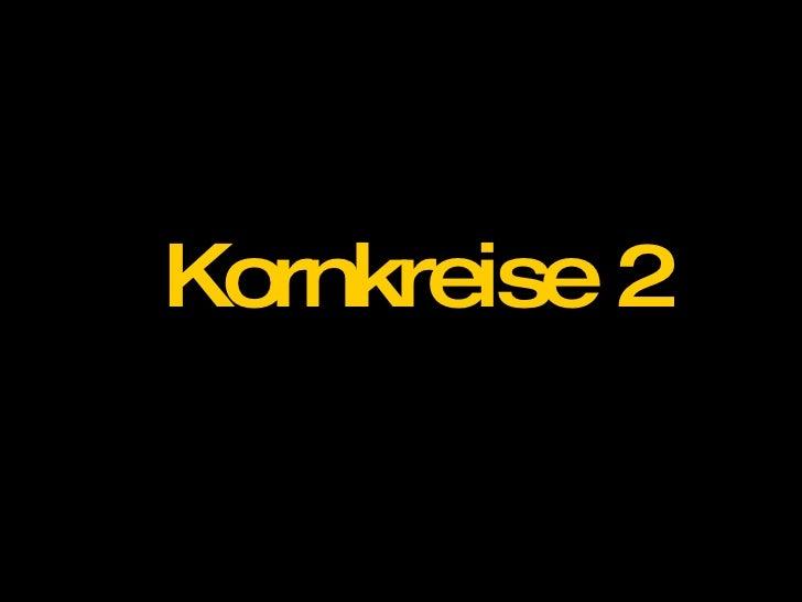 Kornkreise 2