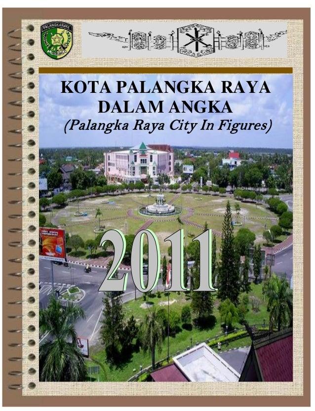 Kota Palangka Raya Dalam Angka Tahun 2011