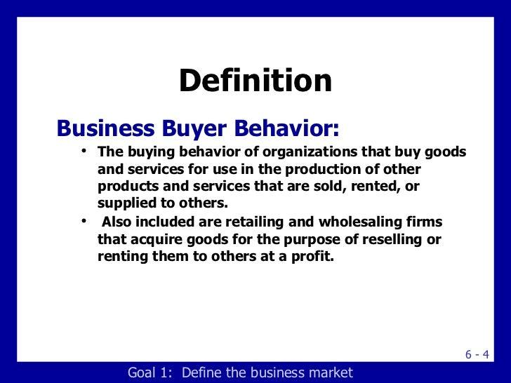 buyer behavior essay