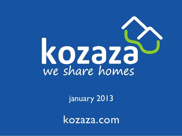 january 2013kozaza.com