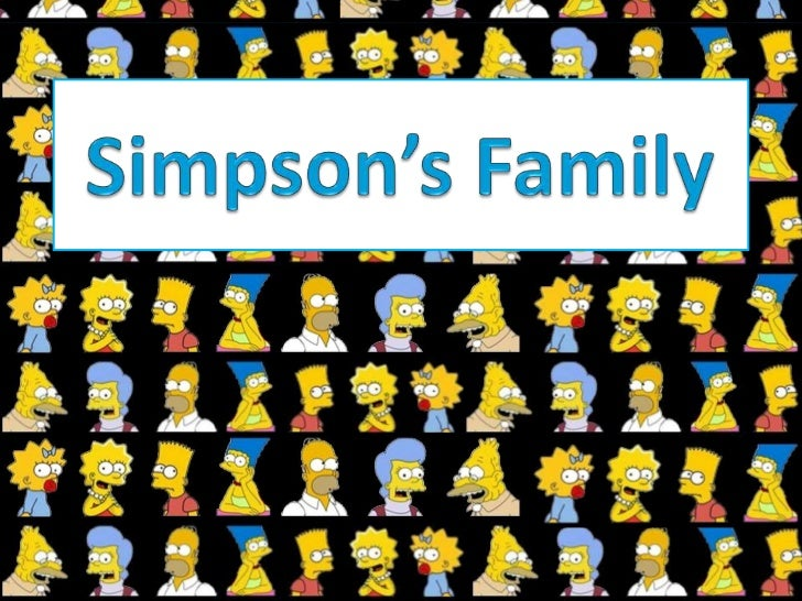 Simpson'sFamily<br />