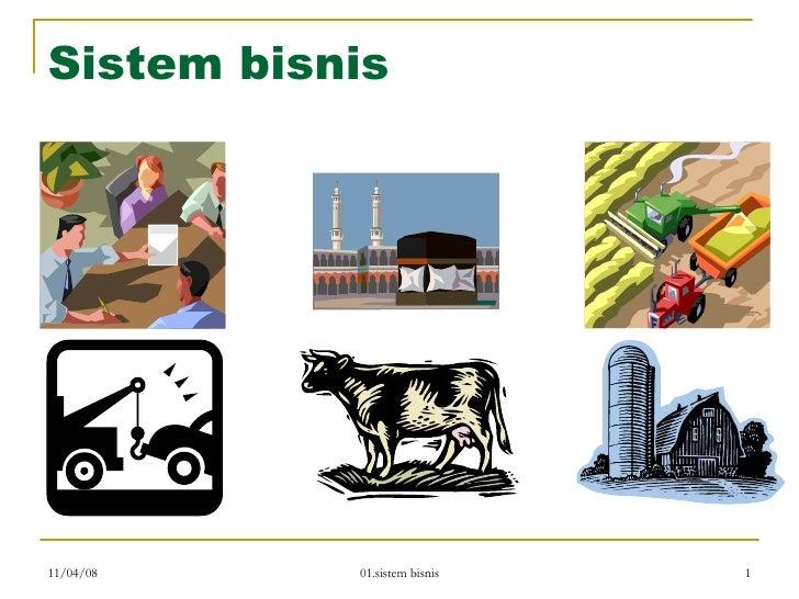 Sistem bisnis