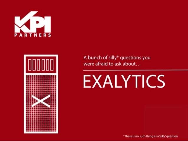 A Bunch Of Silly Questions You Were Afraid To Ask About Exalytics [Preview]