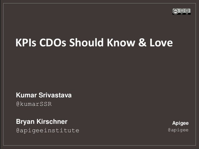 KPIs CDOs Should Know & Love (webcast)