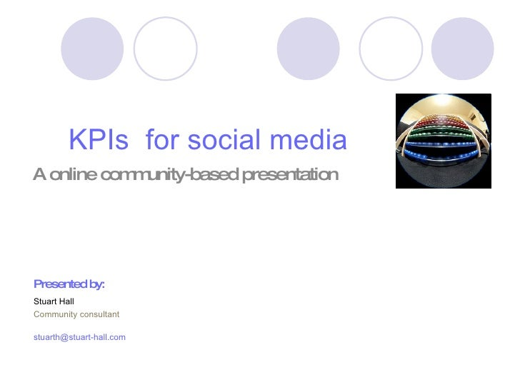 KPIs In More Detail