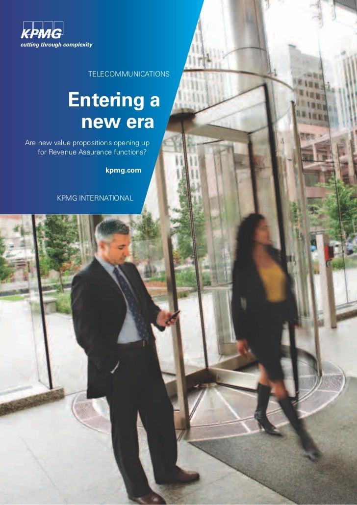 Kpmg global revenue-assurance-survey-march2012